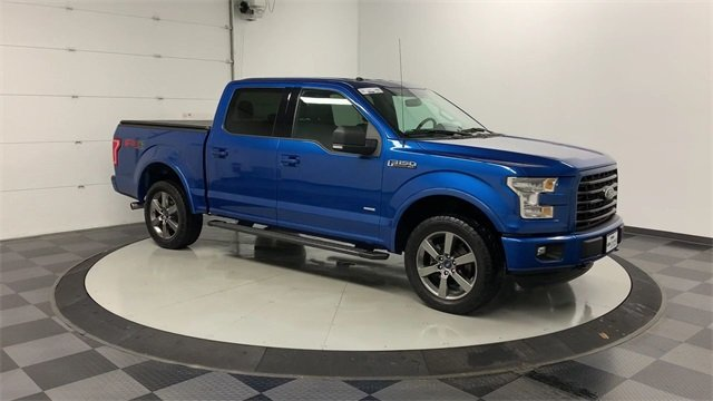 2016 F-150 SuperCrew Cab 4x4, Pickup #W2835 - photo 31
