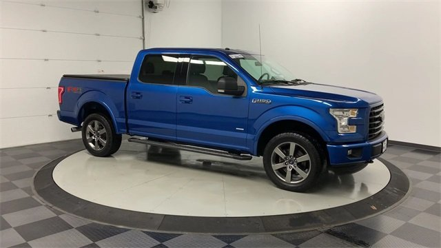 2016 F-150 SuperCrew Cab 4x4, Pickup #W2835 - photo 36