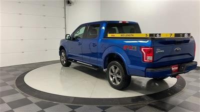 2016 F-150 SuperCrew Cab 4x4, Pickup #W2835 - photo 34