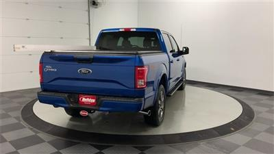2016 F-150 SuperCrew Cab 4x4, Pickup #W2835 - photo 2