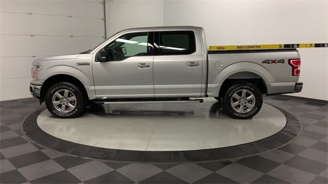 2018 F-150 SuperCrew Cab 4x4, Pickup #W2836 - photo 33