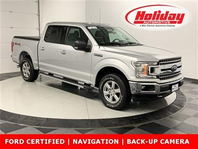 2018 F-150 SuperCrew Cab 4x4, Pickup #W2836 - photo 1