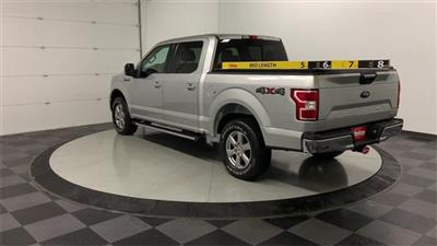2018 F-150 SuperCrew Cab 4x4, Pickup #W2836 - photo 3