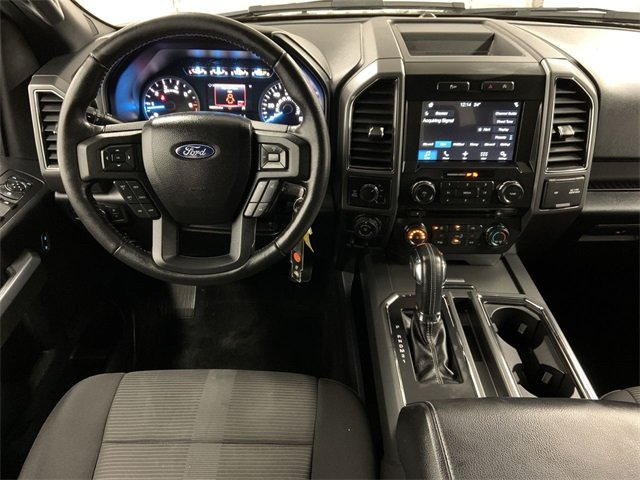 2017 F-150 SuperCrew Cab 4x4, Pickup #W2838 - photo 19