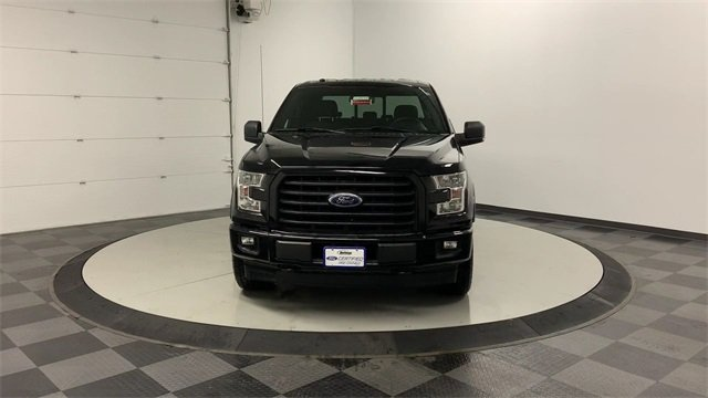 2017 F-150 SuperCrew Cab 4x4, Pickup #W2838 - photo 34