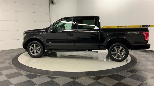 2017 F-150 SuperCrew Cab 4x4, Pickup #W2838 - photo 35
