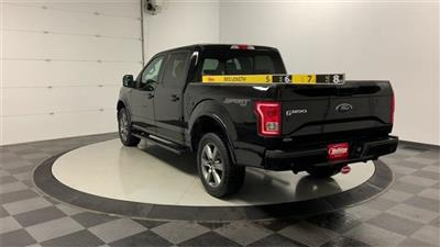 2017 F-150 SuperCrew Cab 4x4, Pickup #W2838 - photo 36