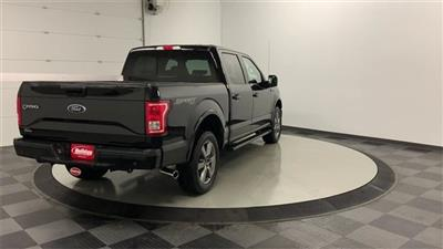 2017 F-150 SuperCrew Cab 4x4, Pickup #W2838 - photo 2