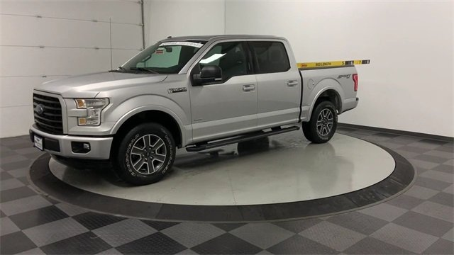 2016 F-150 SuperCrew Cab 4x4, Pickup #W2842 - photo 3