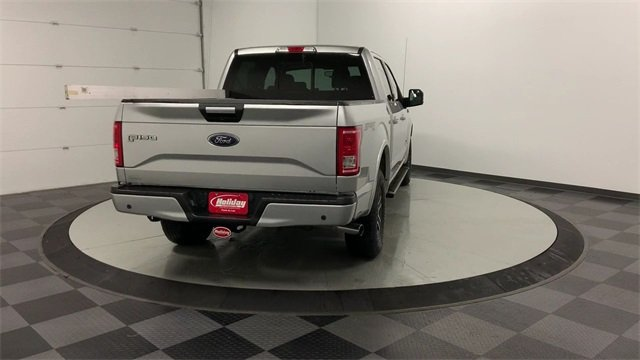 2016 F-150 SuperCrew Cab 4x4, Pickup #W2842 - photo 2