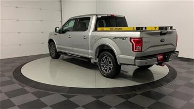 2016 F-150 SuperCrew Cab 4x4, Pickup #W2842 - photo 35
