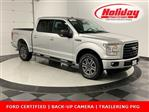 2016 F-150 SuperCrew Cab 4x4, Pickup #W2842 - photo 1