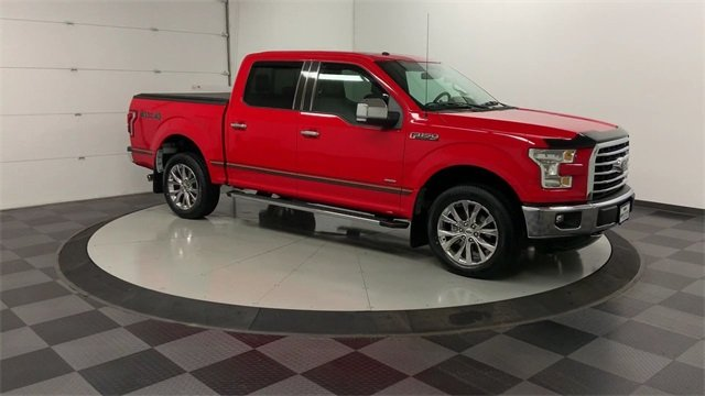 2016 F-150 SuperCrew Cab 4x4, Pickup #W2879 - photo 32
