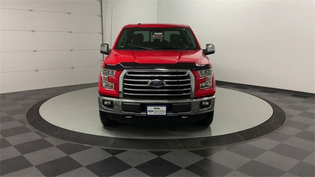 2016 F-150 SuperCrew Cab 4x4, Pickup #W2879 - photo 33