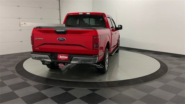 2016 F-150 SuperCrew Cab 4x4, Pickup #W2879 - photo 2