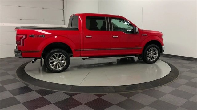 2016 F-150 SuperCrew Cab 4x4, Pickup #W2879 - photo 36