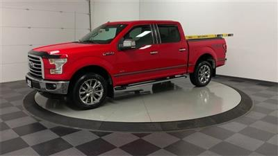 2016 F-150 SuperCrew Cab 4x4, Pickup #W2879 - photo 3