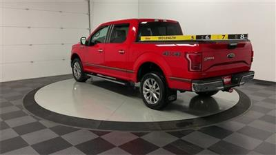 2016 F-150 SuperCrew Cab 4x4, Pickup #W2879 - photo 35