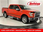 2016 F-150 SuperCrew Cab 4x4, Pickup #W2879 - photo 1