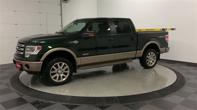 2014 F-150 SuperCrew Cab 4x4, Pickup #W2970A - photo 4