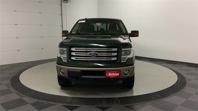 2014 F-150 SuperCrew Cab 4x4, Pickup #W2970A - photo 38