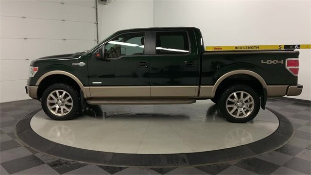 2014 F-150 SuperCrew Cab 4x4, Pickup #W2970A - photo 39