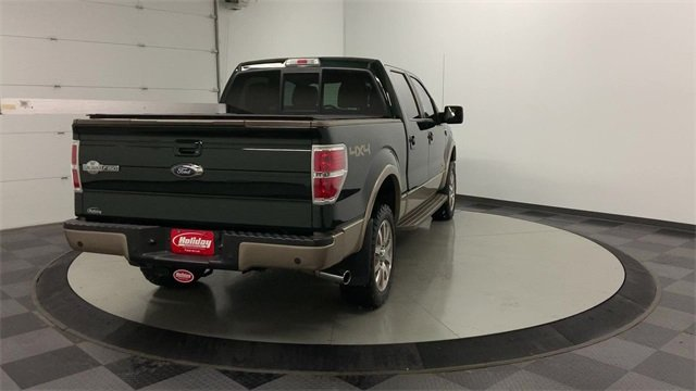 2014 F-150 SuperCrew Cab 4x4, Pickup #W2970A - photo 2