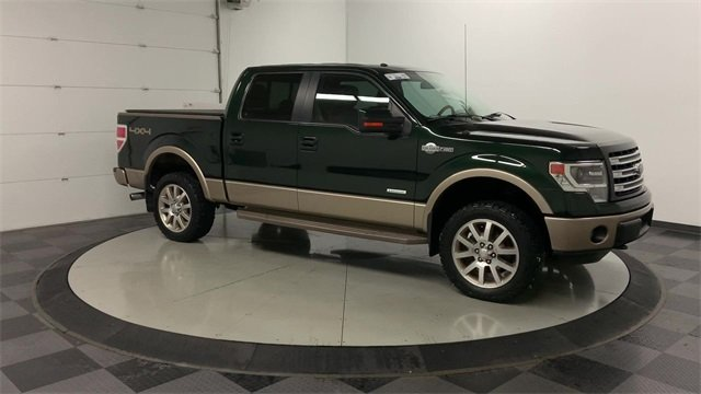 2014 F-150 SuperCrew Cab 4x4, Pickup #W2970A - photo 42