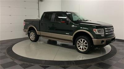 2014 F-150 SuperCrew Cab 4x4, Pickup #W2970A - photo 37