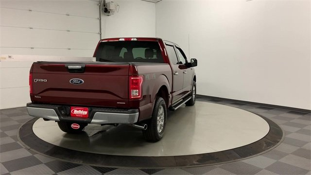 2016 F-150 SuperCrew Cab 4x4, Pickup #W3028 - photo 1