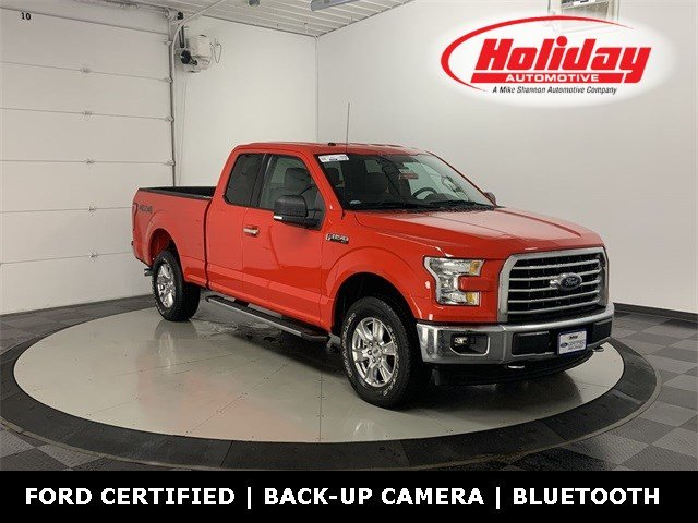 2017 F-150 Super Cab 4x4, Pickup #W3472 - photo 1