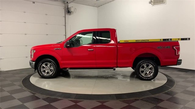 2017 F-150 Super Cab 4x4, Pickup #W3472 - photo 34