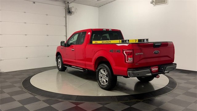 2017 F-150 Super Cab 4x4, Pickup #W3472 - photo 35