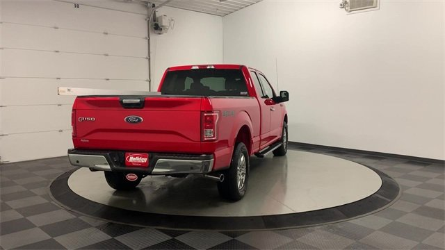 2017 F-150 Super Cab 4x4, Pickup #W3472 - photo 2
