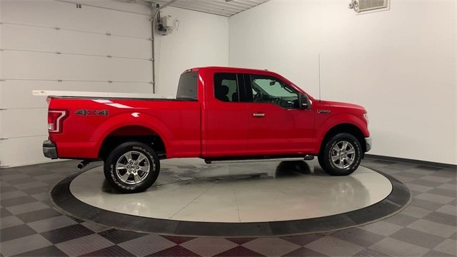 2017 F-150 Super Cab 4x4, Pickup #W3472 - photo 36