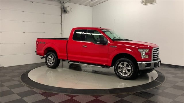 2017 F-150 Super Cab 4x4, Pickup #W3472 - photo 37