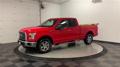 2017 F-150 Super Cab 4x4, Pickup #W3472 - photo 3