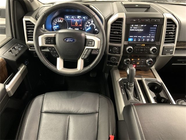2019 F-150 SuperCrew Cab 4x4, Pickup #W3483 - photo 20