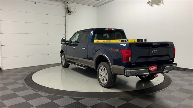 2019 F-150 SuperCrew Cab 4x4, Pickup #W3483 - photo 38