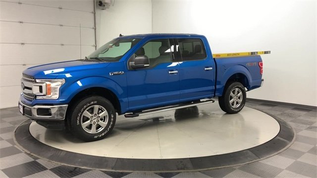 2019 F-150 SuperCrew Cab 4x4, Pickup #W3569 - photo 4