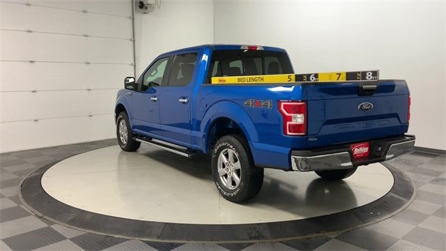 2019 F-150 SuperCrew Cab 4x4, Pickup #W3569 - photo 3