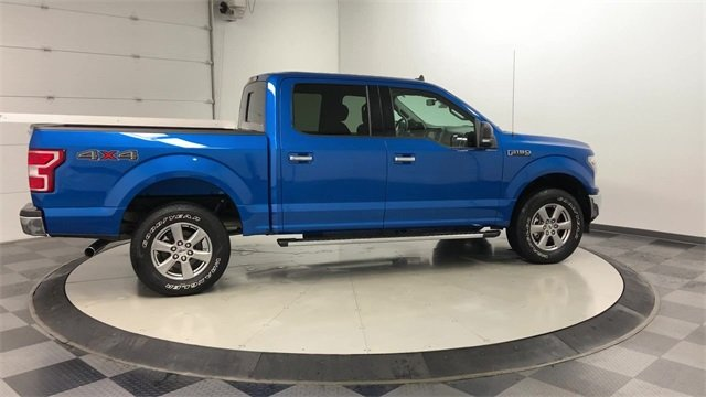 2019 F-150 SuperCrew Cab 4x4, Pickup #W3569 - photo 34