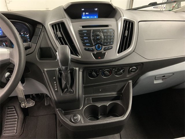 2019 Ford Transit 350 Med Roof RWD, Passenger Wagon #W3583 - photo 12