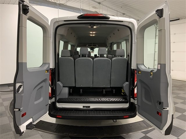 2019 Ford Transit 350 Med Roof RWD, Passenger Wagon #W3583 - photo 2