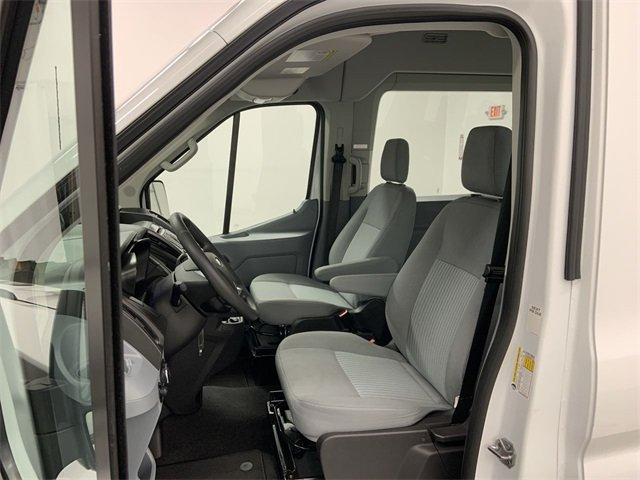 2019 Ford Transit 350 Med Roof RWD, Passenger Wagon #W3583 - photo 23