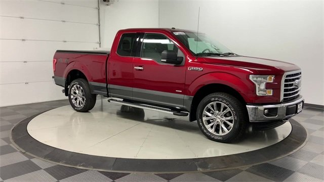 2017 F-150 Super Cab 4x4, Pickup #W3709 - photo 30