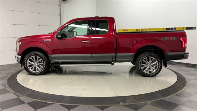 2017 F-150 Super Cab 4x4, Pickup #W3709 - photo 32