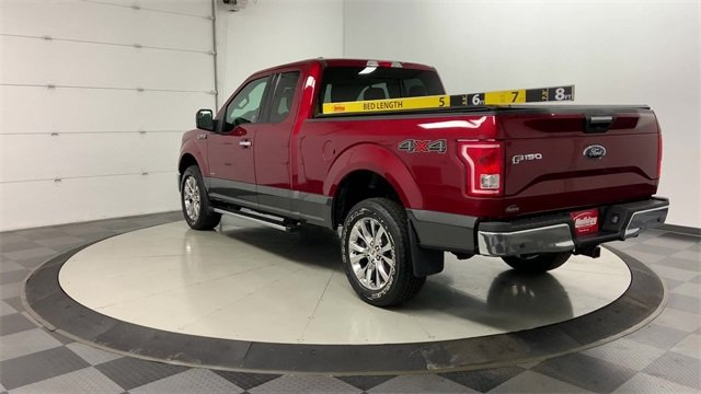 2017 F-150 Super Cab 4x4, Pickup #W3709 - photo 33
