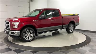 2017 F-150 Super Cab 4x4, Pickup #W3709 - photo 3