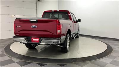 2017 F-150 Super Cab 4x4, Pickup #W3709 - photo 2